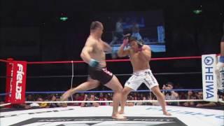 Dynamite 2: Rampage Returns | Rampage vs. Ishii