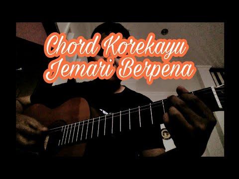 Kunci Gitar - Korekayu Jemari Berpena
