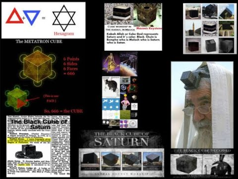 Saturn Time Cube Theory – Moon Matrix – DWave Quantum Computing  + CERN –  Part 1