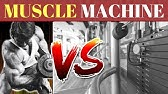 Machines vs. Free Weights For MUSCLE GROWTH (Which Is Better?)