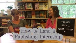 Landing a Publishing Internship: An Interview with BookEnds