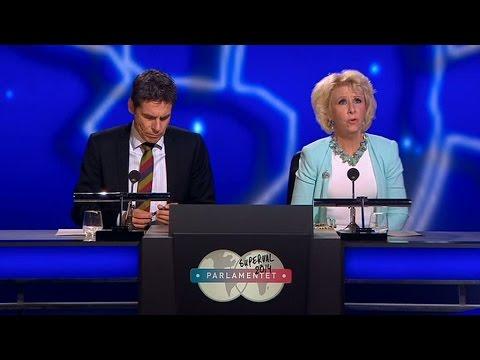 Vad kan det blå laget om svenska kyrkan? - Parlamentet (TV4)