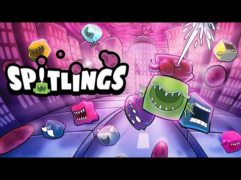 SPITLINGS Gameplay - Steam |
