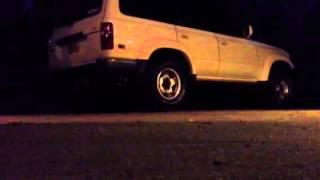 Land Cruiser Magnaflow Exhaust