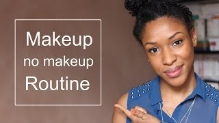 { Makeup no Makeup } Routine maquillage simple & naturel