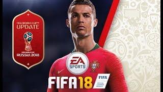 DIRECTO DE FIFA 18 [ULTIMATE TEAM DEL MUNDIAL] ABRIENDO SOBRES