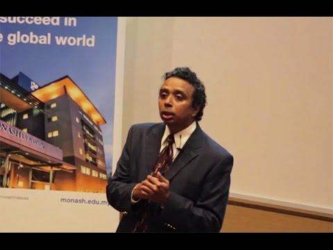 The Sir John Monash Lecture - Professor Viswanath Venkatesh