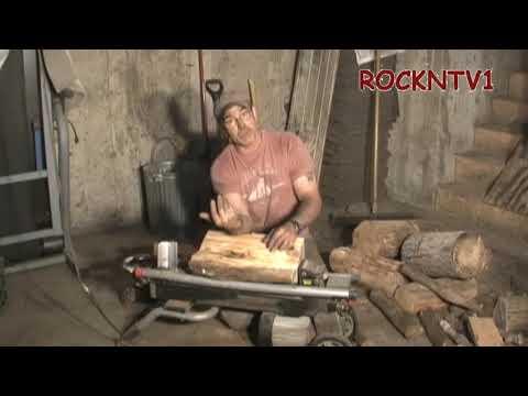 Electric Log Splitter still splitting  wood 7 years later