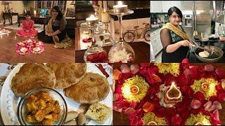 Badi Diwali 2017  Preparation and Celebration (Hindi) Vlog  | Simple Living Wise Thinking