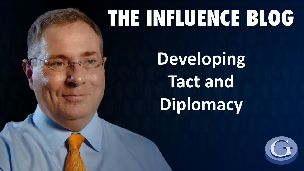 Download Developing Tact and Diplomacy