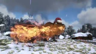 ARK: Survival Evolved — трейлер ивента Winter Wonderland