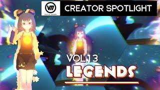 """【Vket】CreatorSpotlight Vol.13 """"Legends"""""""
