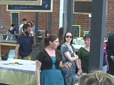 Random Act of Culture - Opera Carolina at Atherton Mills Market