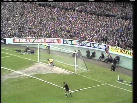 1973 (May 12) England 2-Northern Ireland 1 (Home Championship)