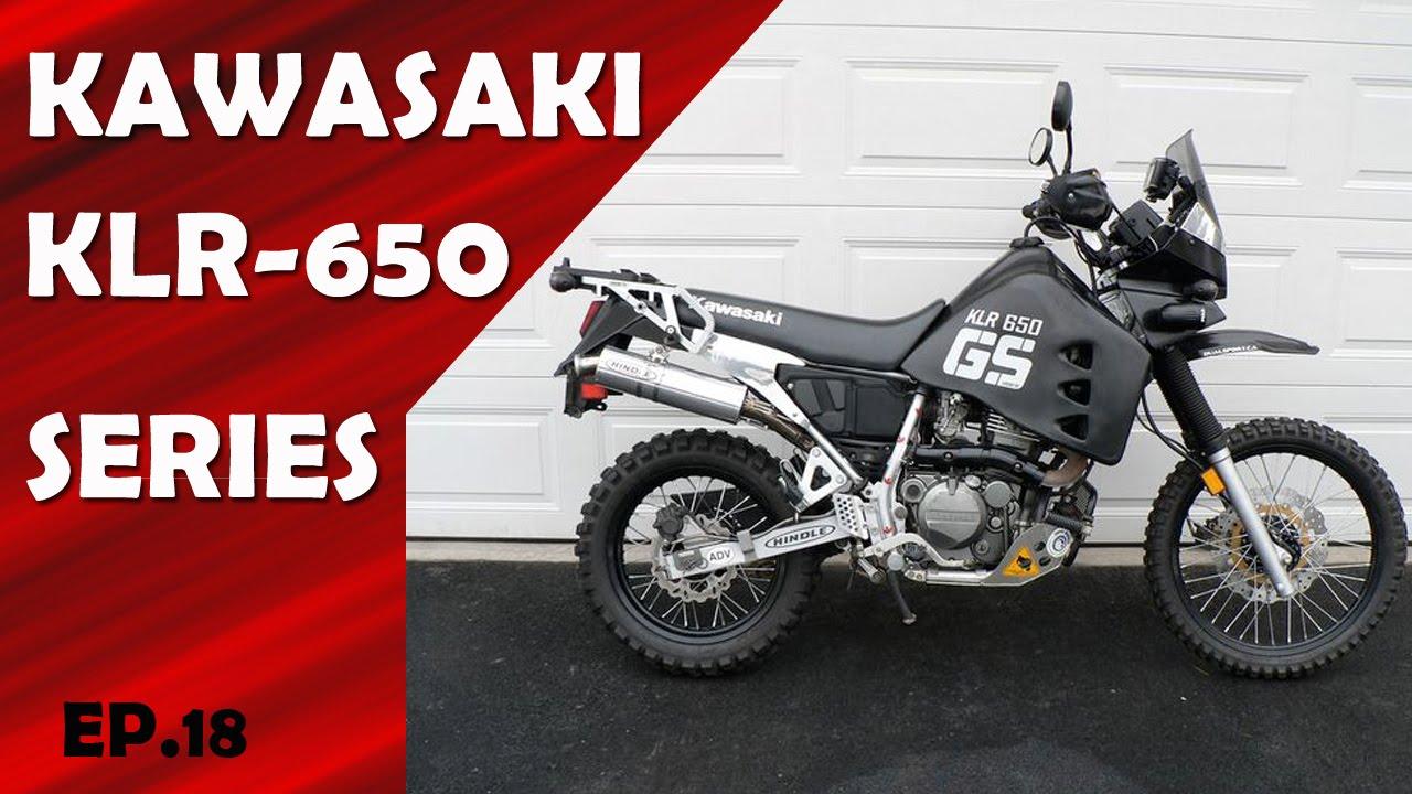 Dual Sport Kit Kawasaki