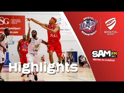 HIGHLIGHTS: Bristol Flyers 57-84 London Lions