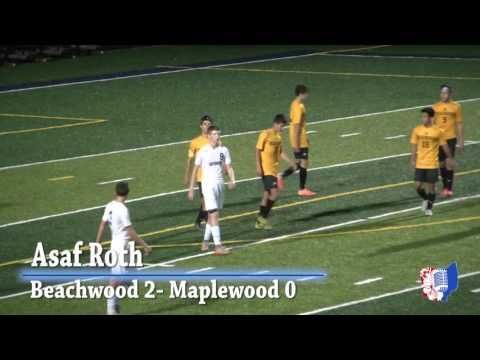 2015 Ohio Boys Soccer Playoffs Beachwood vs Maplewood