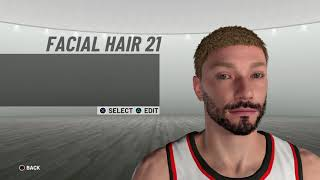 NBA 2K19 -  FACIAL HAIR IN THE GAME!! (Preview Them Here Before Buying)