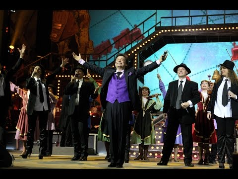 Jewish Music & Yiddish Songs. Songs of the Jewish Shtetle - 3 (BIG SHOW IN 2011, HD)
