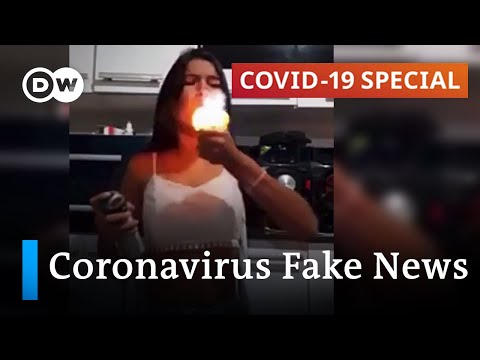 The Spread Of Coronavirus Fake News: What You Shouldn't Fall For | Covid-19 Special