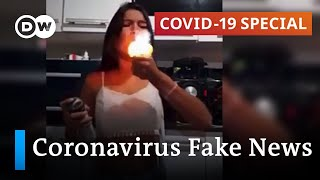 The spread of coronavirus fake news: What you shouldn't fall for   Covid-19 Special