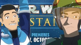 Star Wars Resistance - Should We Be Excited?