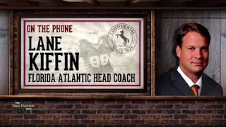FAU Head Coach Lane Kiffin Talks CFP Title Game w/Dan Patrick   Full Interview   1/9/18