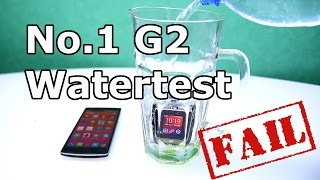 No.1 G2 - Waterproof Test gone wrong - Whats inside of the Galaxy Gear 2 Clone ! [HD]