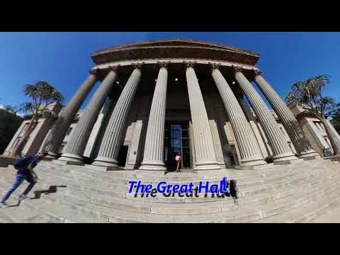 University of Witwatersrand - Wits tour