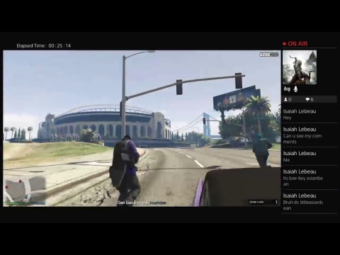 GTA 5 - Lamar Davis INTRO OR BENNY'S