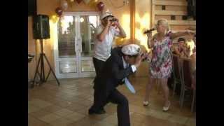 морячки на свадьбе