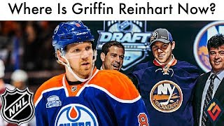What Happened To Griffin Reinhart?