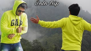 Solo Trip ❤️| Coochbehar to Lava | Cinebap Mrinmoy