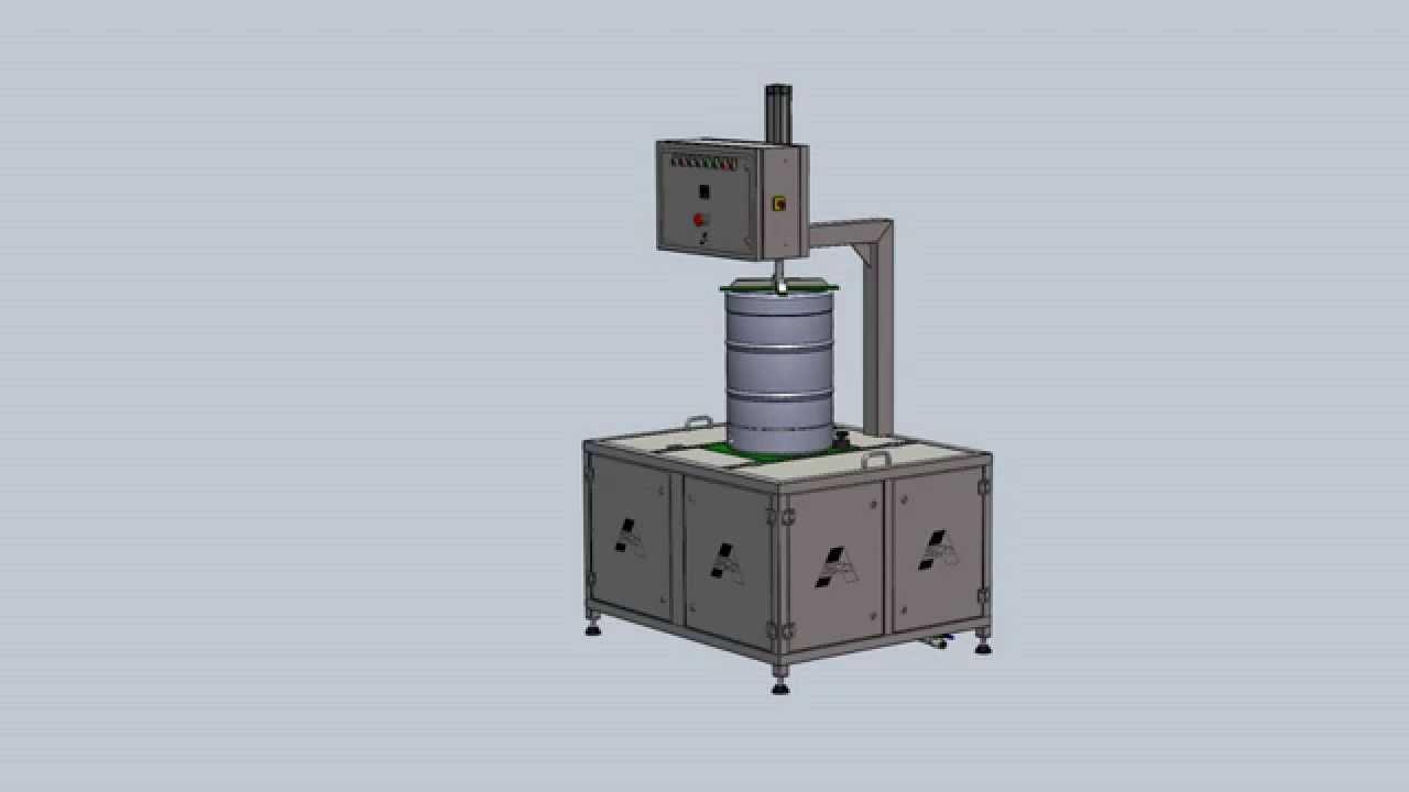 Automatic keg washer machine youtube publicscrutiny Images