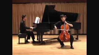 Astor Piazzolla Le Grand Tango Alejandro Acosta and Marcin Parys