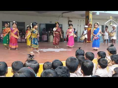 Pongal Celebration Dance 13 Jan 2017