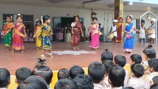 Pongal Celebration Dance 13 Jan 2017