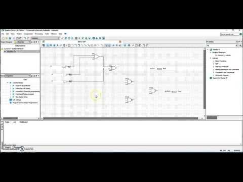 quartus 2 block diagram tutorial quartus ii tutorial | funnydog.tv level 2 block diagram