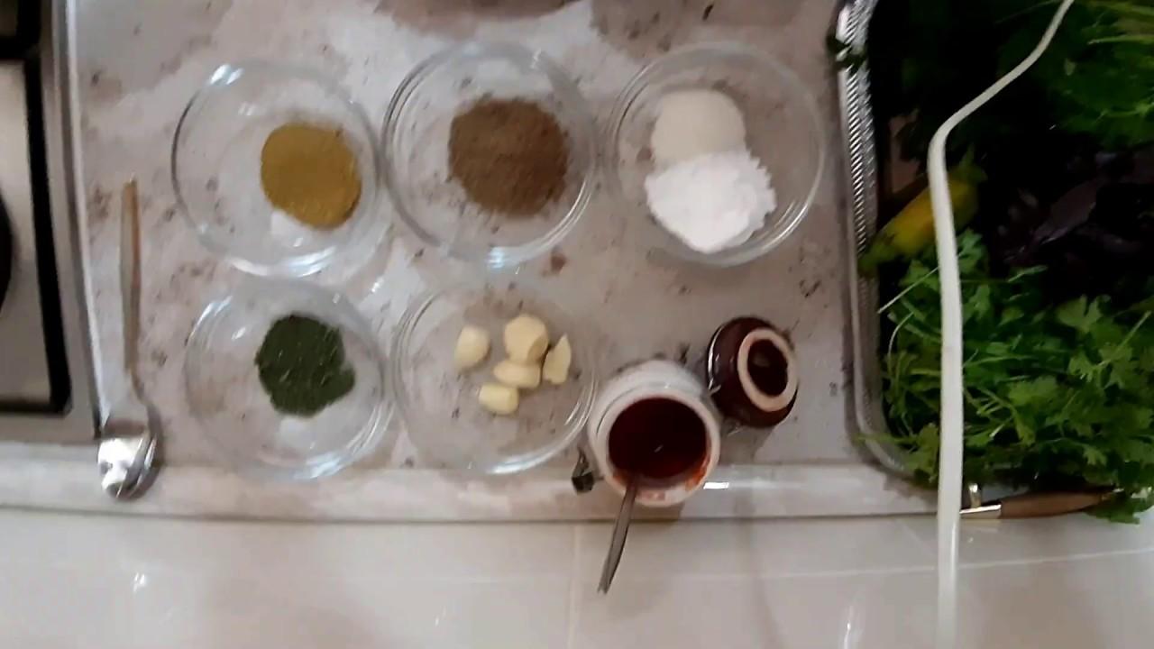 Ткемали соус грузинское-Ани Кухня!
