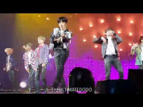 180906 DNA @ BTS 방탄소년단 Love Yourself Tour in LA Fancam 직캠