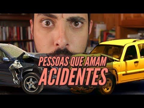 PESSOAS QUE AMAM ACIDENTES - QUERO LÁ SABER #40