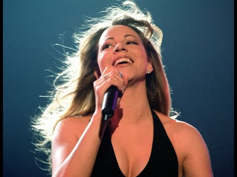 Mariah Carey - Daydream Tour - Rotterdam Concert 1996 Improved