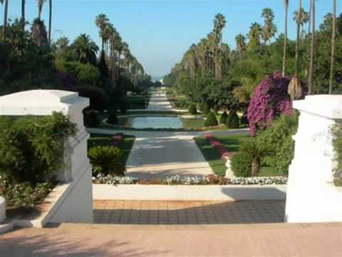 Le jardin de hama algerie youtube for Le jardin moulleau