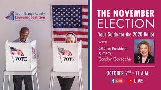 The November Election
