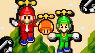 Mario and Luigi: Propeller Suit