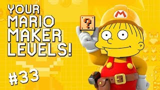A-GAME IS LEARNDING: YOUR Mario Maker Levels #33