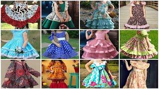 100 Latest Dress Design for Baby Girls 2020 | Eid Wear dresses for Baby girls | frock & shalwar suit
