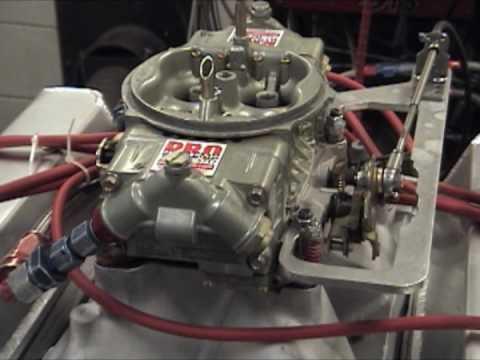 Chevy 409 Dyno Test at Borowski Race Enterprise