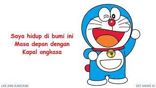 Lagu penutup Doraemon bahasa indonesia (Lirik HD)