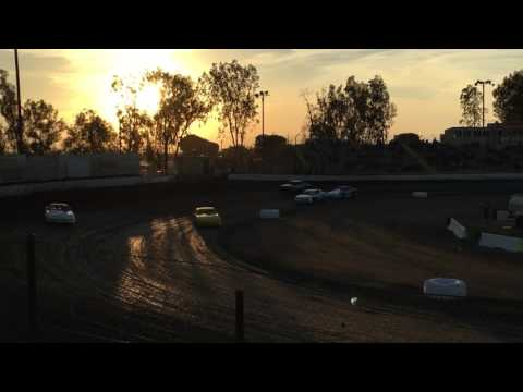 Bakersfield Speedway 3/18/17 Hobby Heat 2